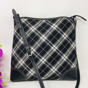 Preowned Authentic Burberry Crossbody Bag